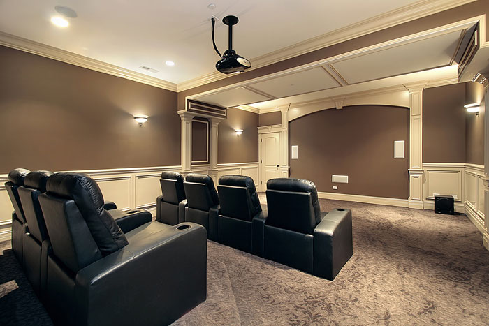 Custom Home Theaters Media Rooms Infinity Group